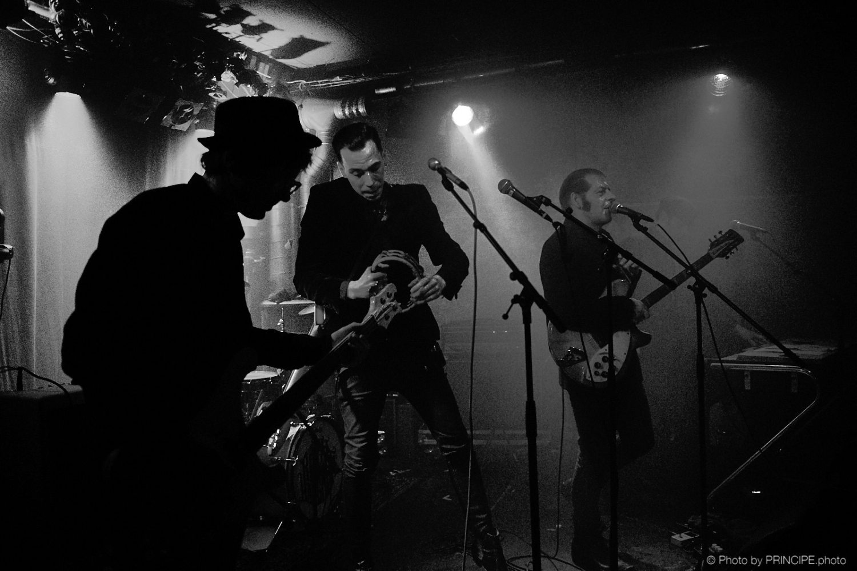 The Royal Hangmen - Garage Punk Switzerland