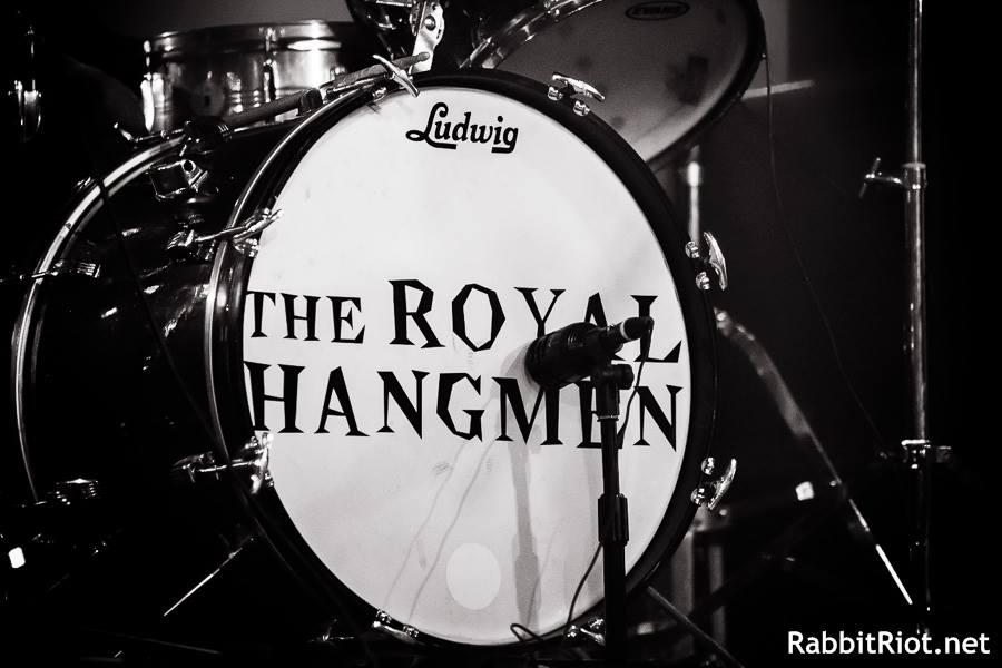 The Royal Hangmen 60s Garage Punk - Switzerland