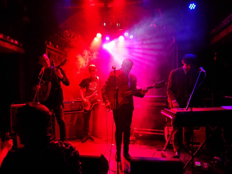 The Royal Hangmen 60s Garage Punk
